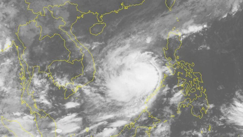 Tin mới nhất về bão số 6 Nakri: Tiếp tục tăng độ mạnh, đổi hướng bất ngờ | News by Thaiger