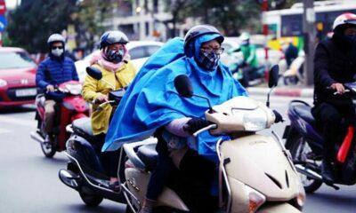 Dự báo thời tiết 12-13/11: Gió mùa Đông Bắc về, Bắc Bộ trở lạnh, có mưa rào và dông | The Thaiger