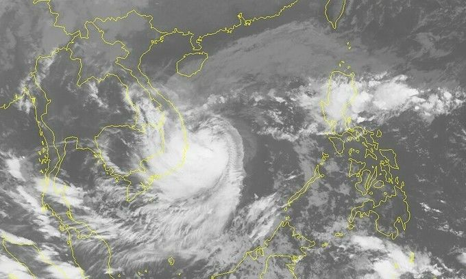 Storm Nakri weakens, but is dumping heavy rains on the Central Highlands in Vietnam
