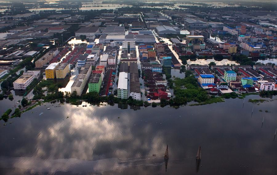 Bangkok will be underwater in 30 years says new study   The Thaiger