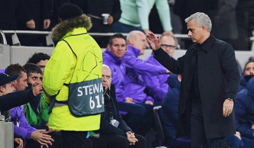 Mourinho thích thú ca ngợi cậu bé nhặt bóng giúp Spurs ghi bàn | News by Thaiger
