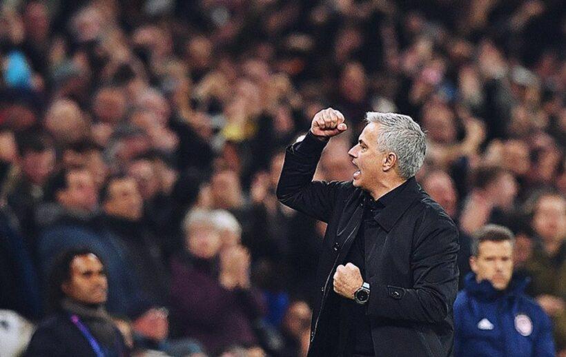 Tottenham vs. Olympiakos: Mourinho tái xuất C1, Tottenham thắng trận thứ hai liên tiếp cùng Mourinho | News by Thaiger