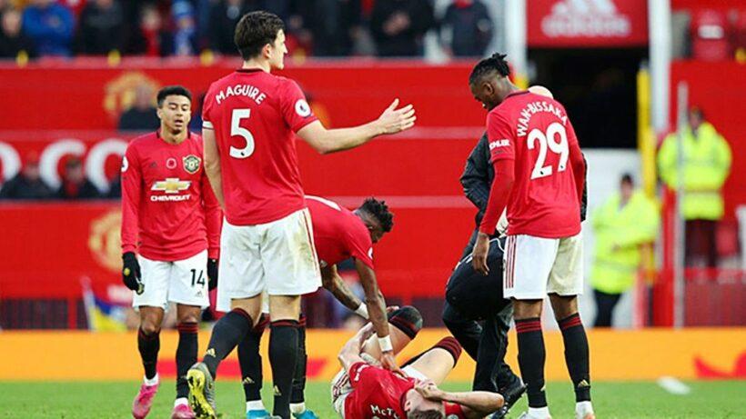 Tin bóng đá: Solskjaer chúc mừng Mourinho, McTominay vắng mặt 2 tuần | News by Thaiger