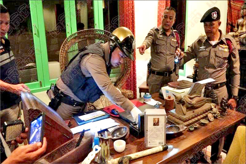 New Zealander and his partner found hanged at Koh Samui house | Thaiger