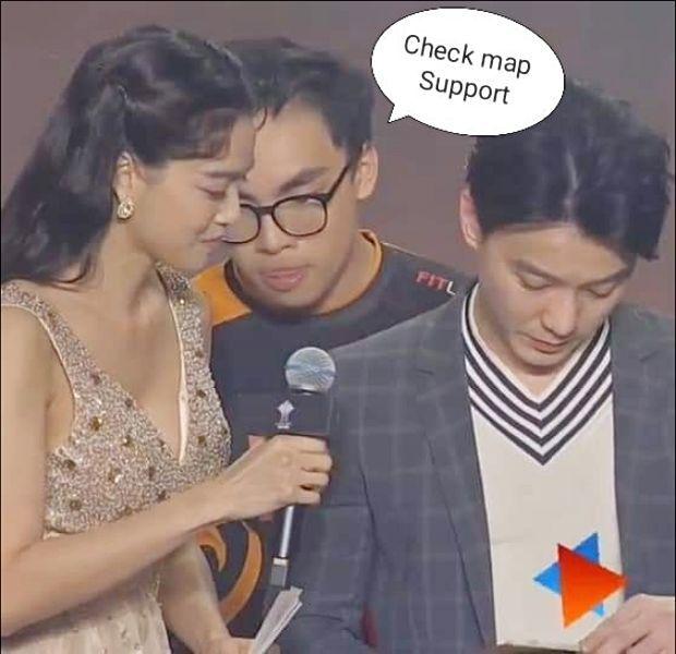 """Chung kết AIC: Nữ MC phân trần """"ProE chỉ xem kết quả MVP thôi mà""""   News by Thaiger"""