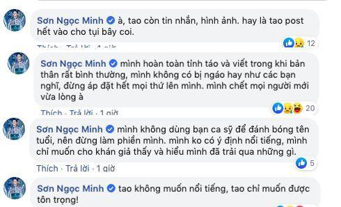 HOT: Sơn Ngọc Minh bất ngờ tung loạt bằng chứng hẹn hò đồng tính với Erik, tố bạn trai cũ lợi dụng tình cảm để PR tên tuổi? | News by Thaiger