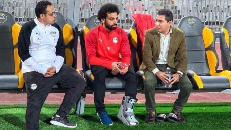 ด่วน! โม ซาลาห์ เจ็บข้อเท้าต้องถอน ทีมชาติอียิปต์   News by The Thaiger