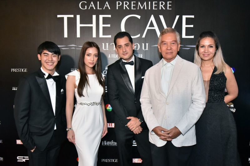 'The Cave' premieres in Bangkok, first feature film about the Tham Luang rescue | News by Thaiger