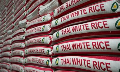 Philippines lifts restriction on rice imports from Thailand | The Thaiger