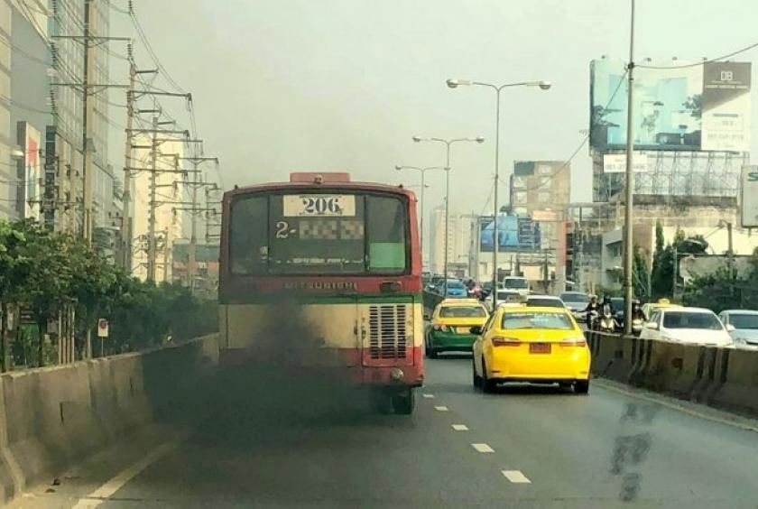 Thai air pollution crisis spiralling out of control   News by Thaiger