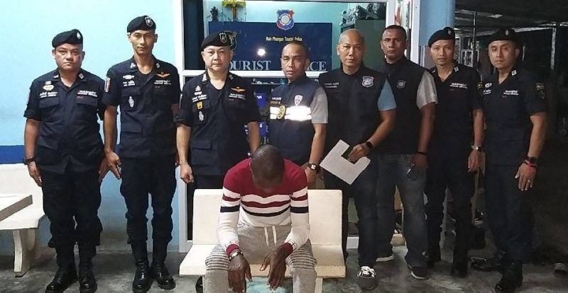 Immigration nabs foreign criminals   News by Thaiger