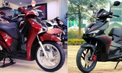 Hôm nay 5/11, Honda sẽ chính thức ra mắt SH 2020 và Air Blade 150 ABS ?   The Thaiger