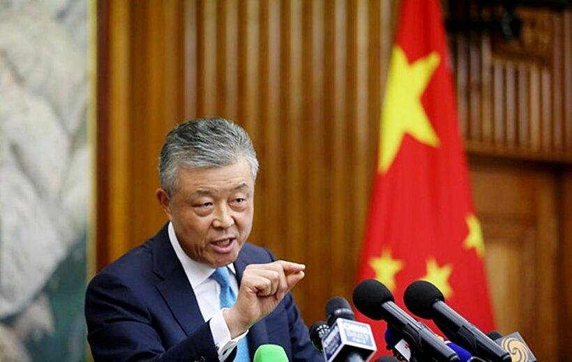 Trung Quốc nhăm nhe can thiệp tình hình bất ổn tại Hong Kong | News by Thaiger