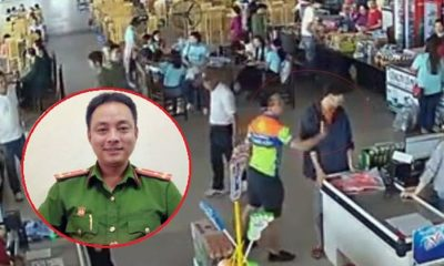 Thượng úy Nguyễn Xô Việt có hành vi côn đồ: Bị giáng cấp, cho xuất ngũ | The Thaiger