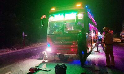 Bình Phước: Tài xế rượt đuổi ném đá vì ánh đèn pha | The Thaiger