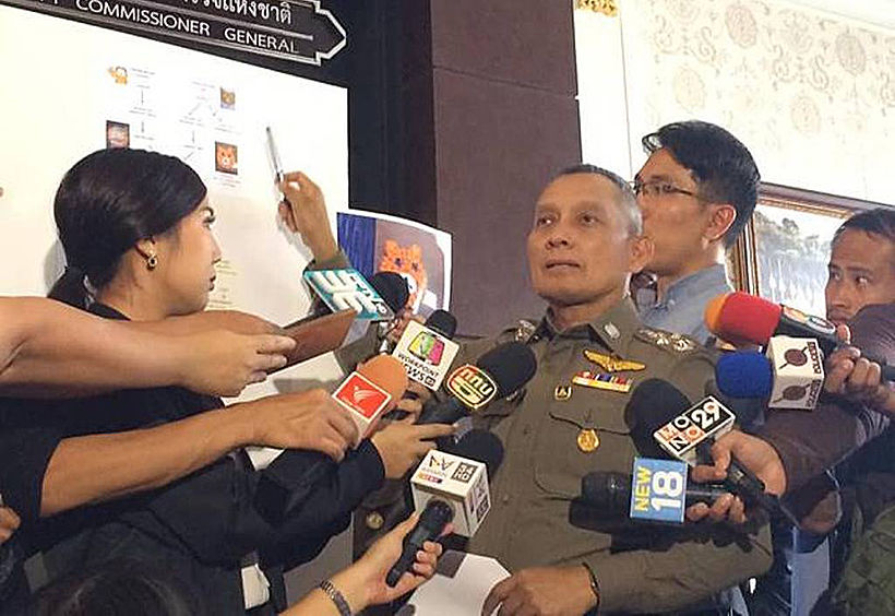 300 Bangkokians victims of the 'copyright' extortion scam