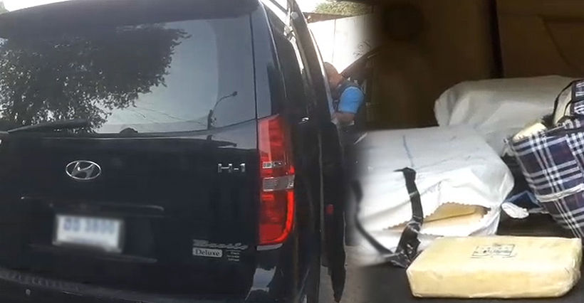 Three men abandon van packed with drugs in Bangkok | News by Thaiger