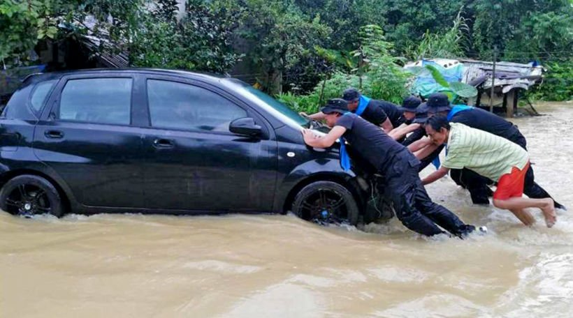 Over 30,000 displaced in Narathiwat floods, southern Thailand   News by Thaiger