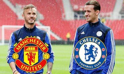 Leicester xác nhận khả năng bán cầu thủ cho Chelsea và MU | The Thaiger
