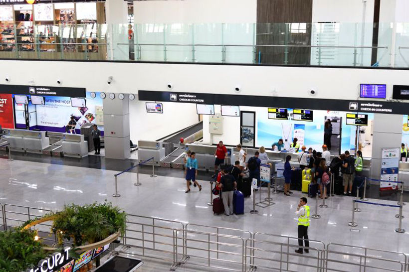 Second passenger terminal opens at U-Tapao International Airport   News by Thaiger
