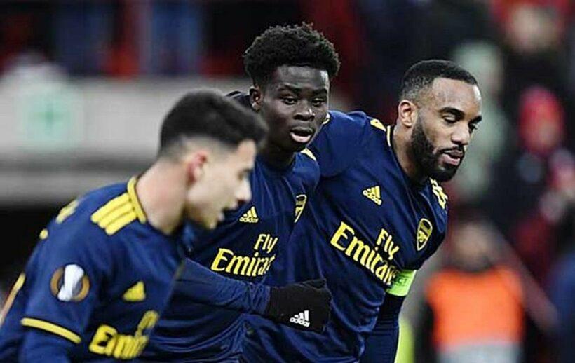 Highlight trận đấu Standard Liege vs Arsenal: Bước ngoặt 3 phút chóng vánh | News by Thaiger
