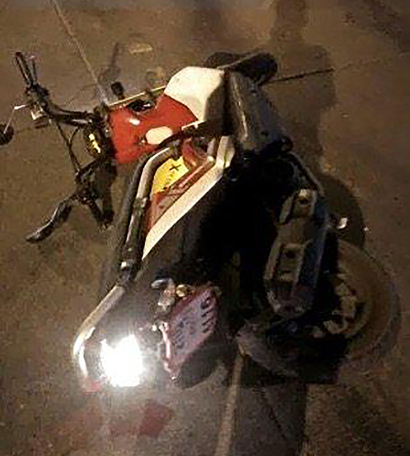 Woman injured in hit-and-run demands driver turn himself in   News by Thaiger