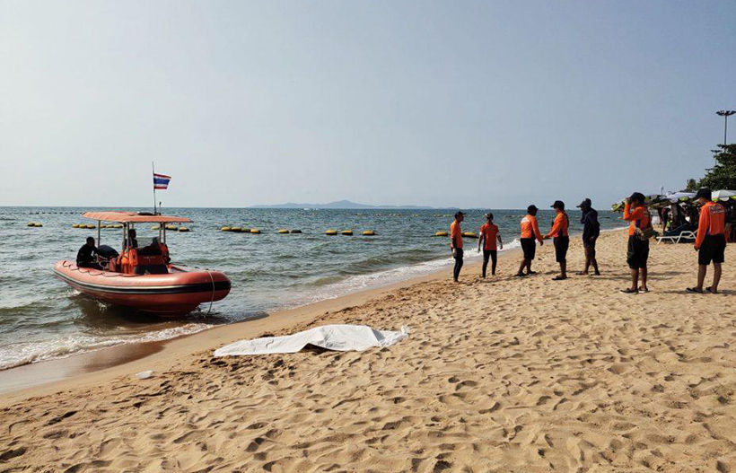 Pattaya windsurfer discovers floating body   News by Thaiger
