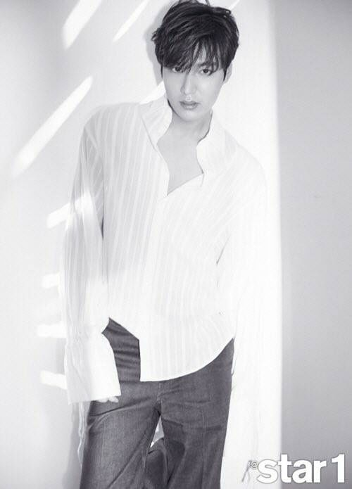 Lee Min Ho được khen hết lời khi lên bìa tạp chí   News by Thaiger