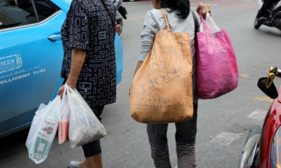 Majority of Thais support single-use plastic bag ban | Thaiger