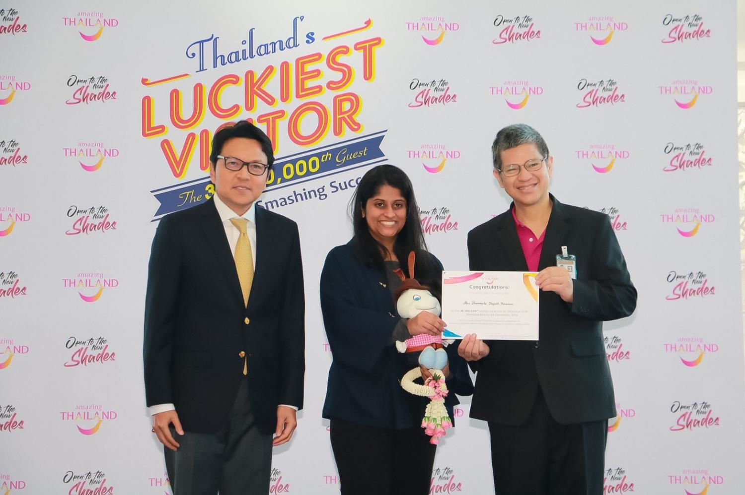 Indian visitors to Thailand help break tourist arrival record   News by Thaiger
