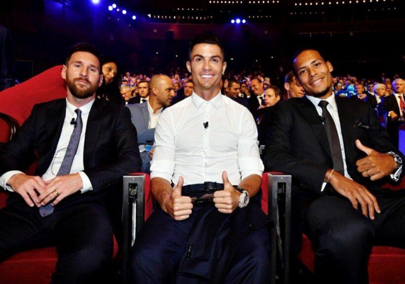 Lễ trao giải Quả bóng Vàng 2019 đêm nay: Rò rỉ tin Messi chiến thắng, Ronaldo có tới dự?   News by Thaiger