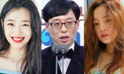 MC Yoo Jae Suk nhắc đến sự ra đi của Sulli và Goo Hara tại SBS Entertainment Awards 2019 | Thaiger