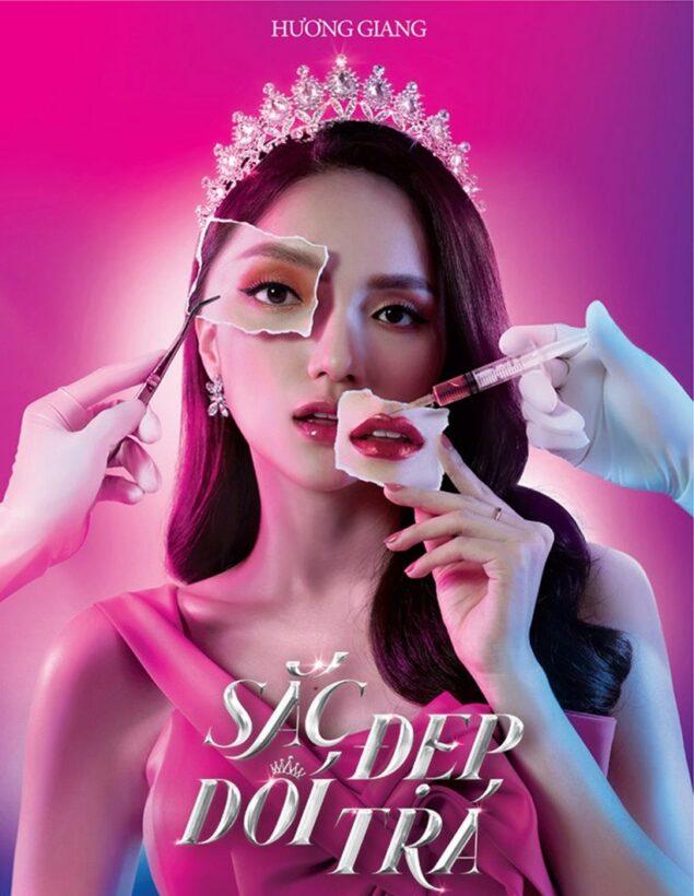 Hoa hậu Hương Giang xuất hiện với diện mạo đàn ông | News by Thaiger