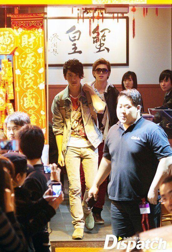 Changmin (TVXQ) thừa nhận đang hẹn hò   News by Thaiger