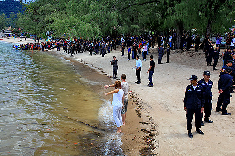 Thai police dis criticism of their Koh Tao Murder investigation | News by Thaiger