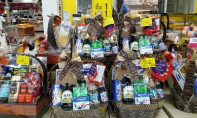 Officials carry out spot-checks on silly-season gift baskets | The Thaiger