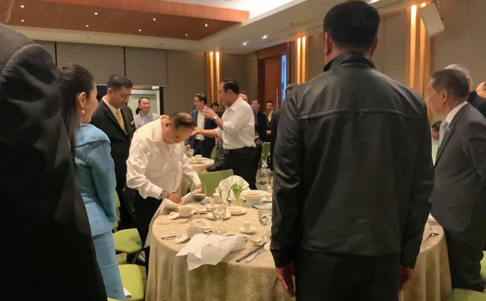 Thai officials criticised for serving up shark fin soup at Government party | News by Thaiger