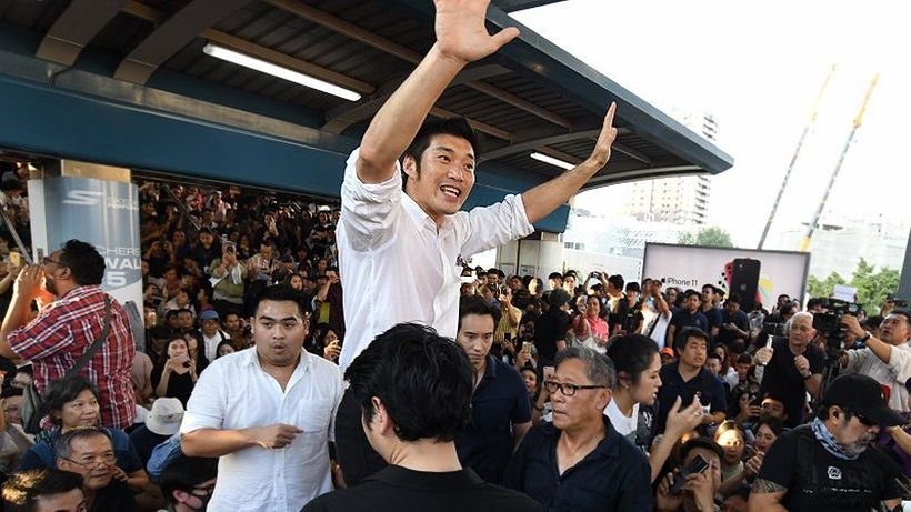"""""""This is just the beginning"""" - Thanathorn warns the government   News by Thaiger"""