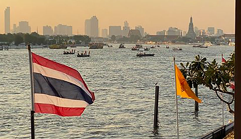 Transport and viewing locations for today's Royal Barge Procession in Bangkok | The Thaiger
