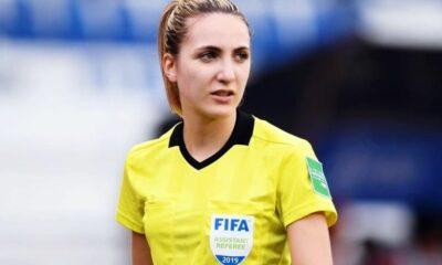 Nữ trọng tài trận đấu Việt Nam vs Thái Lan Joanna Kate Charaktis khóa tài khoản Facebook | The Thaiger