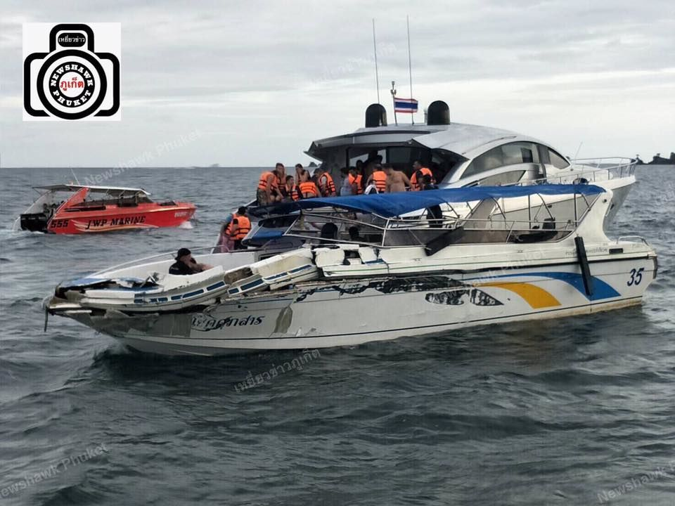 Missing - Three people remain lost in boat incidents off Phuket | News by Thaiger