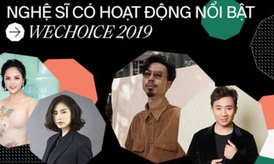 Wechoice Awards 2019: Ngôi sao xứng đáng có hoạt động nổi bật nhất trong năm là ai? | Thaiger
