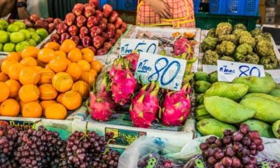 Thailand becomes the 6th biggest fruit exporter in the world | Thaiger