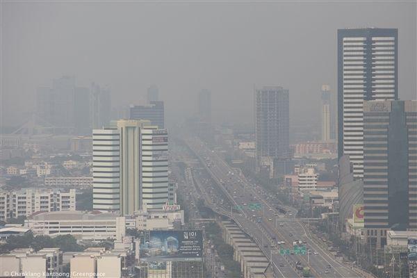 Bangkok air pollution on the rise again   News by Thaiger