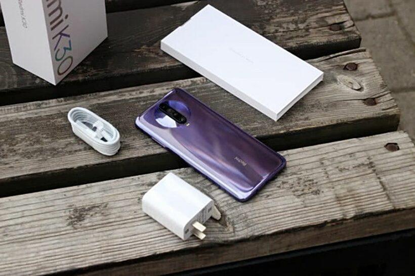 Xiaomi Redmi K30 5G ra mắt với Snapdragon 765G, cảm biến Sony 64MP giá chỉ từ 6,6 triệu đồng   News by Thaiger