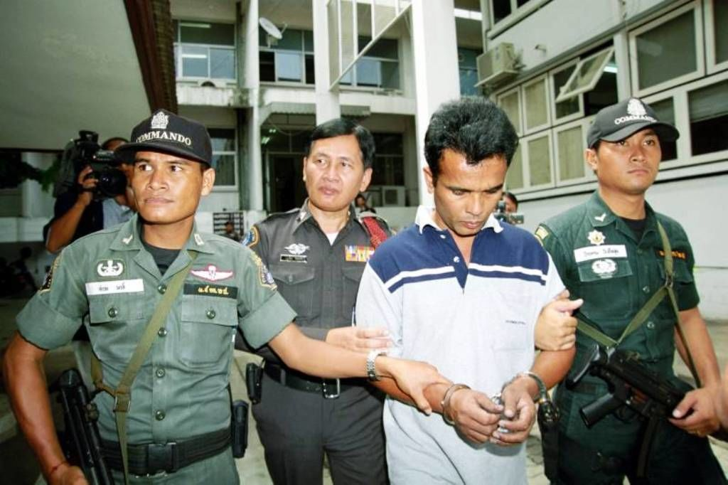 """Police in Khon Kaen hunt Thai """"Jack the Ripper"""" 