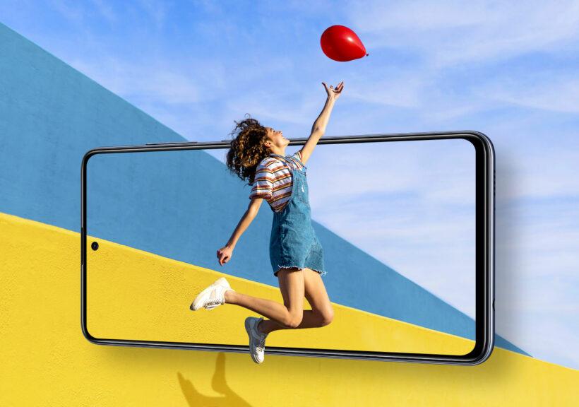 Đẹp và dẫn đầu công nghệ với smartphone chụp ảnh macro - Samsung Galaxy A51 | News by Thaiger