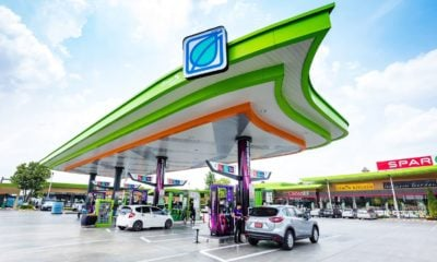 Bangchak petrol stations installing EV charging locations and solar panels | Thaiger