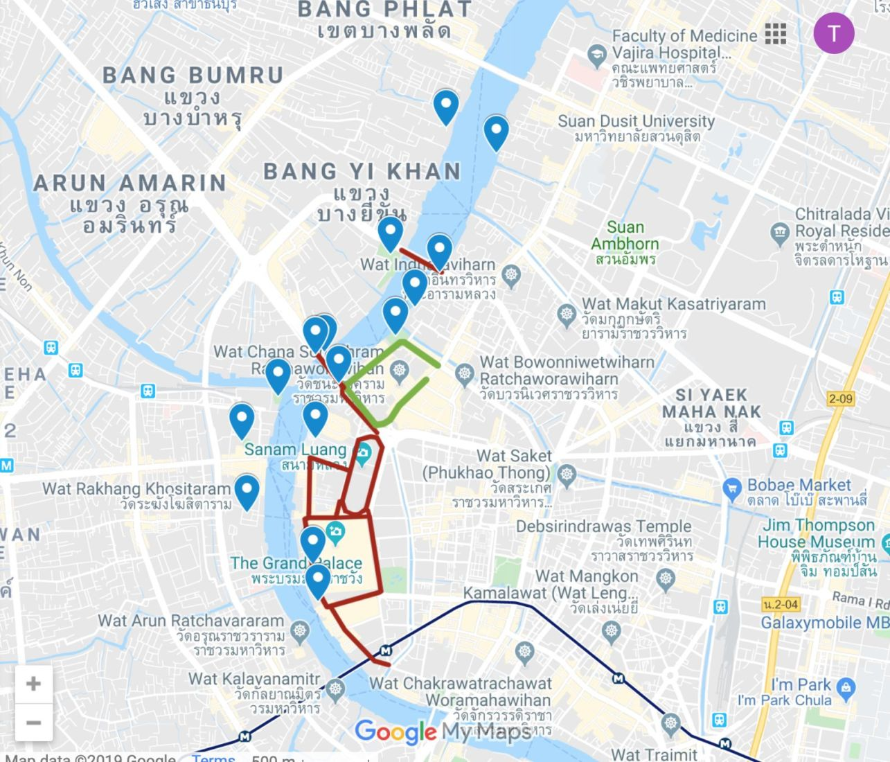 Transport and viewing locations for today's Royal Barge Procession in Bangkok | News by The Thaiger