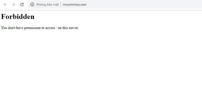 Scandal với Jack đang căng thẳng, website công ty ICM bị sập   News by Thaiger